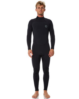 BLACK SURF WETSUITS ADELIO STEAMERS - 32CBZS18BLK