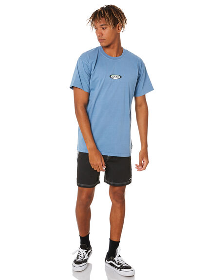 DIRTY BLUE MENS CLOTHING RUSTY TEES - TTM2478DTB
