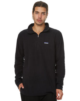 BLACK MENS CLOTHING PATAGONIA JUMPERS - 26176BLK