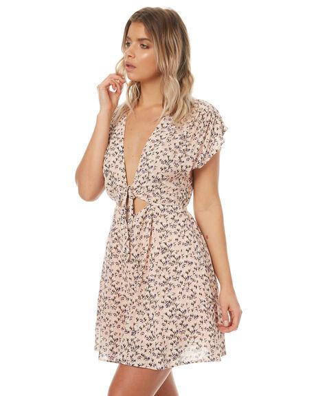 MULTI WOMENS CLOTHING MINKPINK DRESSES - MP1706467MULTI