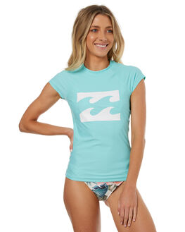 AQUA SPLASH SURF RASHVESTS BILLABONG WOMENS - 6772001AQUA