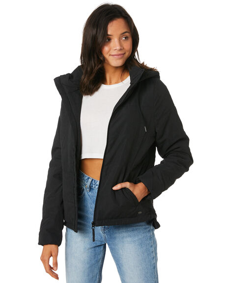 BLACK OUT WOMENS CLOTHING O'NEILL JACKETS - 53215159010