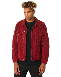 RED CORD MENS CLOTHING BARNEY COOLS JACKETS - 500-CC3RDCRD