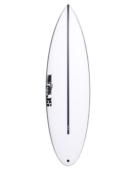 CLEAR BOARDSPORTS SURF JS INDUSTRIES SURFBOARDS - JHMBRCLR