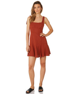 PAPRIKA WOMENS CLOTHING TIGERLILY DRESSES - T395438PAP