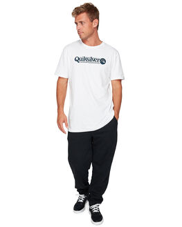 BLACK MENS CLOTHING QUIKSILVER PANTS - EQYFB03167-KVJ0