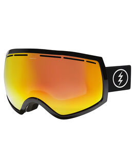 GLOSS BLACK BR RD CH SNOW ACCESSORIES ELECTRIC GOGGLES - EG0516104BLKRC