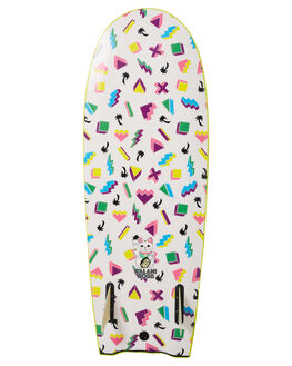 ELECTRIC LEMON BOARDSPORTS SURF CATCH SURF SOFTBOARDS - BO54PRO-KRELEM
