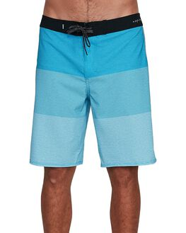 PUNCH BLUE MENS CLOTHING QUIKSILVER BOARDSHORTS - EQYBS04203-BRN6