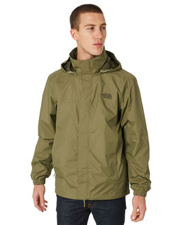 BURNT OLIVE MENS CLOTHING THE NORTH FACE JACKETS - NF0A2VD5R70