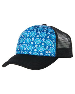 INK BLUE WOMENS ACCESSORIES RUSTY HEADWEAR - HCL0368IBE
