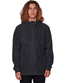 BLACK MENS CLOTHING BILLABONG JUMPERS - BB-9507627-BLK