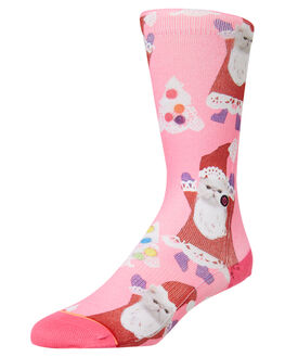 PINK WOMENS CLOTHING STANCE SOCKS + UNDERWEAR - W525D18SANPNK