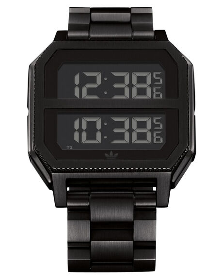 ALL BLACK MENS ACCESSORIES ADIDAS WATCHES - Z21-001