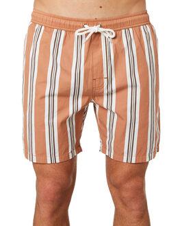 CARAMEL MENS CLOTHING SWELL BOARDSHORTS - S5201231CRMEL