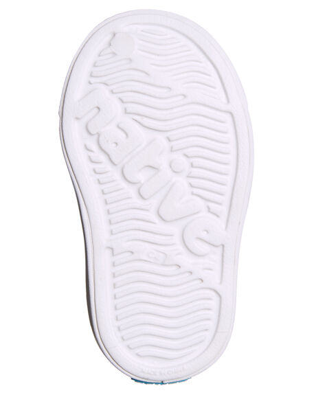 SHELL WHITE KIDS GIRLS NATIVE FOOTWEAR - 13100100-1999