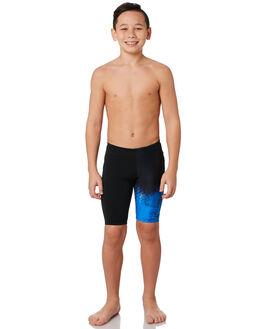 BLACK BLUE KIDS BOYS ZOGGS SWIMWEAR - 6069192BLKBL