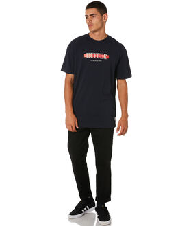 NAVY MENS CLOTHING HUFFER TEES - MTE91S23.231NVY
