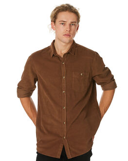 GOLDEN BROWNS MENS CLOTHING ROLLAS SHIRTS - 10855N1875