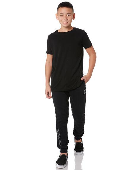 BLACK KIDS BOYS ST GOLIATH PANTS - 2450032BLK