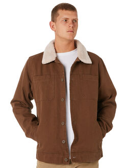 BOMBAY BROWN MENS CLOTHING O'NEILL JACKETS - 52119017084