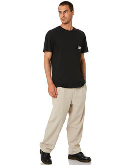 OFF WHITE MENS CLOTHING MISFIT PANTS - MT005601OWHI