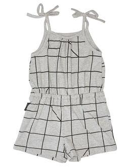 MULTI KIDS GIRLS TINY TRIBE DRESSES + PLAYSUITS - TTGS19-6019AMUL