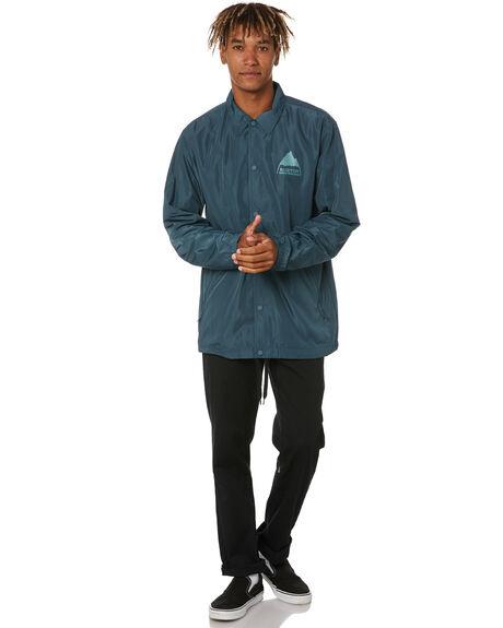 DARK SLATE MENS CLOTHING BURTON JACKETS - 21600101020