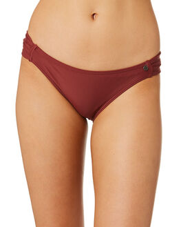 PORT WOMENS SWIMWEAR ALL ABOUT EVE BIKINI BOTTOMS - 64X8006PRT