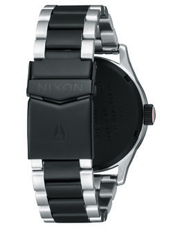 ALL BLK ROSE GLD MENS ACCESSORIES NIXON WATCHES - A3562051