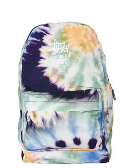 PASTEL MENS ACCESSORIES STUSSY BAGS + BACKPACKS - ST705026PTL