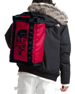 TNF RED MENS ACCESSORIES THE NORTH FACE BAGS + BACKPACKS - NF0A3KYFKZ3