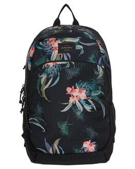 BLACK WOMENS ACCESSORIES RIP CURL BAGS + BACKPACKS - LBPHZ10090