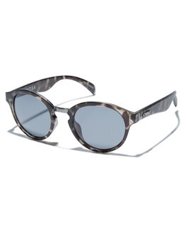 GREY MATTE TORT WOMENS ACCESSORIES CARVE SUNGLASSES - 3180GRYTRT