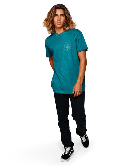 EMERALD MENS CLOTHING BILLABONG TEES - BB-9592001-EME