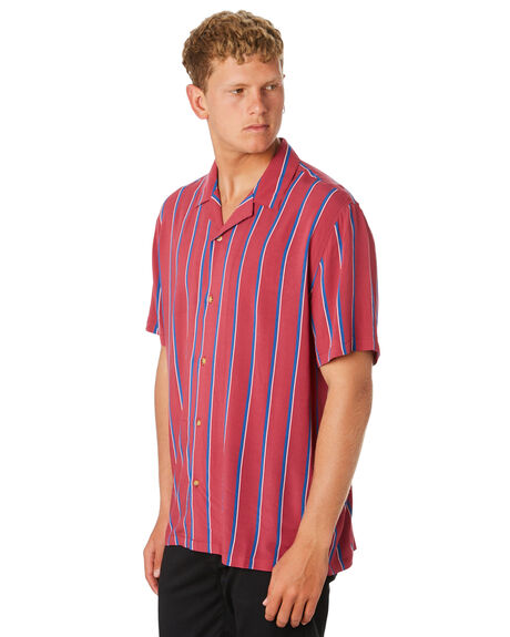 RED OUTLET MENS SWELL SHIRTS - S5202173RED
