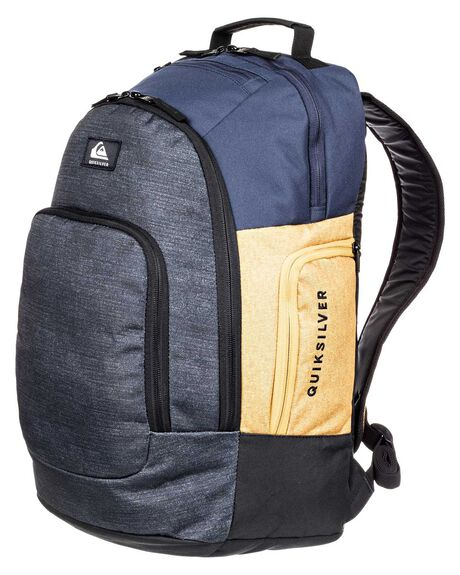 HONEY HEATHER MENS ACCESSORIES QUIKSILVER BAGS + BACKPACKS - EQYBP03556-YLVH