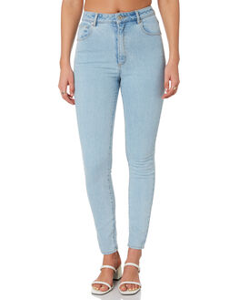 WALK AWAY WOMENS CLOTHING ABRAND JEANS - 71660-3077