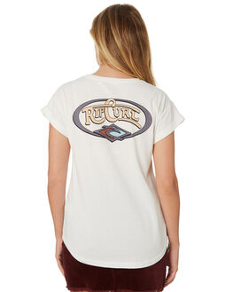 BONE WOMENS CLOTHING RIP CURL TEES - GTEAS23021