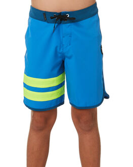 PACIFIC BLUE KIDS BOYS HURLEY BOARDSHORTS - CT1922499
