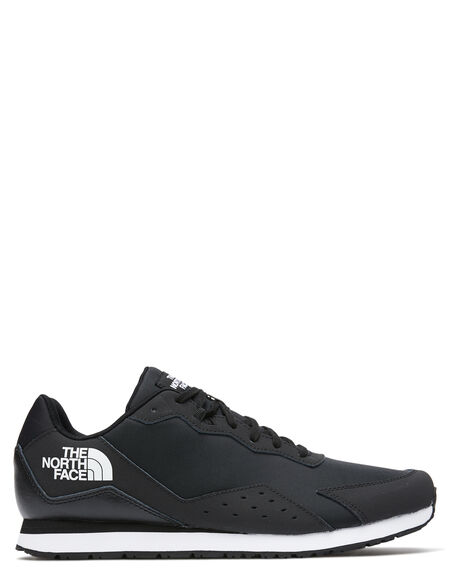 TNF BLACK MENS FOOTWEAR THE NORTH FACE SNEAKERS - NF0A48MJKY4