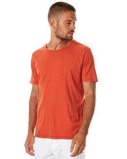 BLOOD ORANGE MENS CLOTHING NUDIE JEANS CO TEES - 131493R21