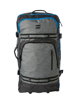 GREY HEATHER MENS ACCESSORIES BILLABONG BAGS + BACKPACKS - 9682246GRYH