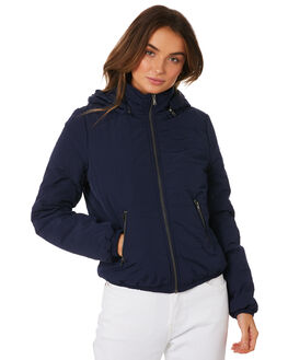 NAVY WOMENS CLOTHING ALL ABOUT EVE JACKETS - 6414002NAVY