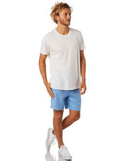CHAMBRAY MENS CLOTHING ACADEMY BRAND SHORTS - 20S609CHAM