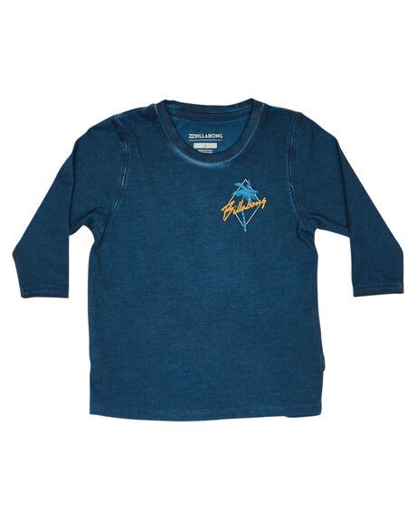 DARK ROYAL KIDS BOYS BILLABONG TOPS - 7595102DROY