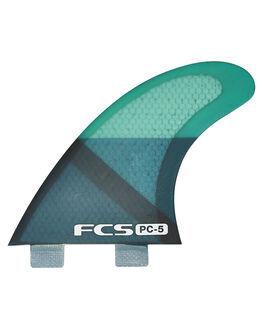 BLUE SLICE SURF HARDWARE FCS FINS - PC05-135-00-RBLUSL1