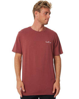 WASHED BLOOD MENS CLOTHING SWELL TEES - S5183006WSHBD