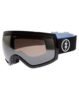 GLOSS BLK BROSE SIL BOARDSPORTS SNOW ELECTRIC GOGGLES - EG0717101-BRSR