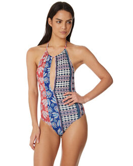 MALLOW SWIM FLOW WOMENS SWIMWEAR ROXY ONE PIECES - ERJX103125XWBR